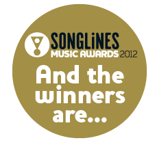 Songlines 2012 and the winners are…